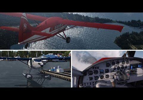 MilViz – DHC-3T Turbo Otter P3D Review Video