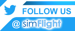 Follow @simFlight via Twitter