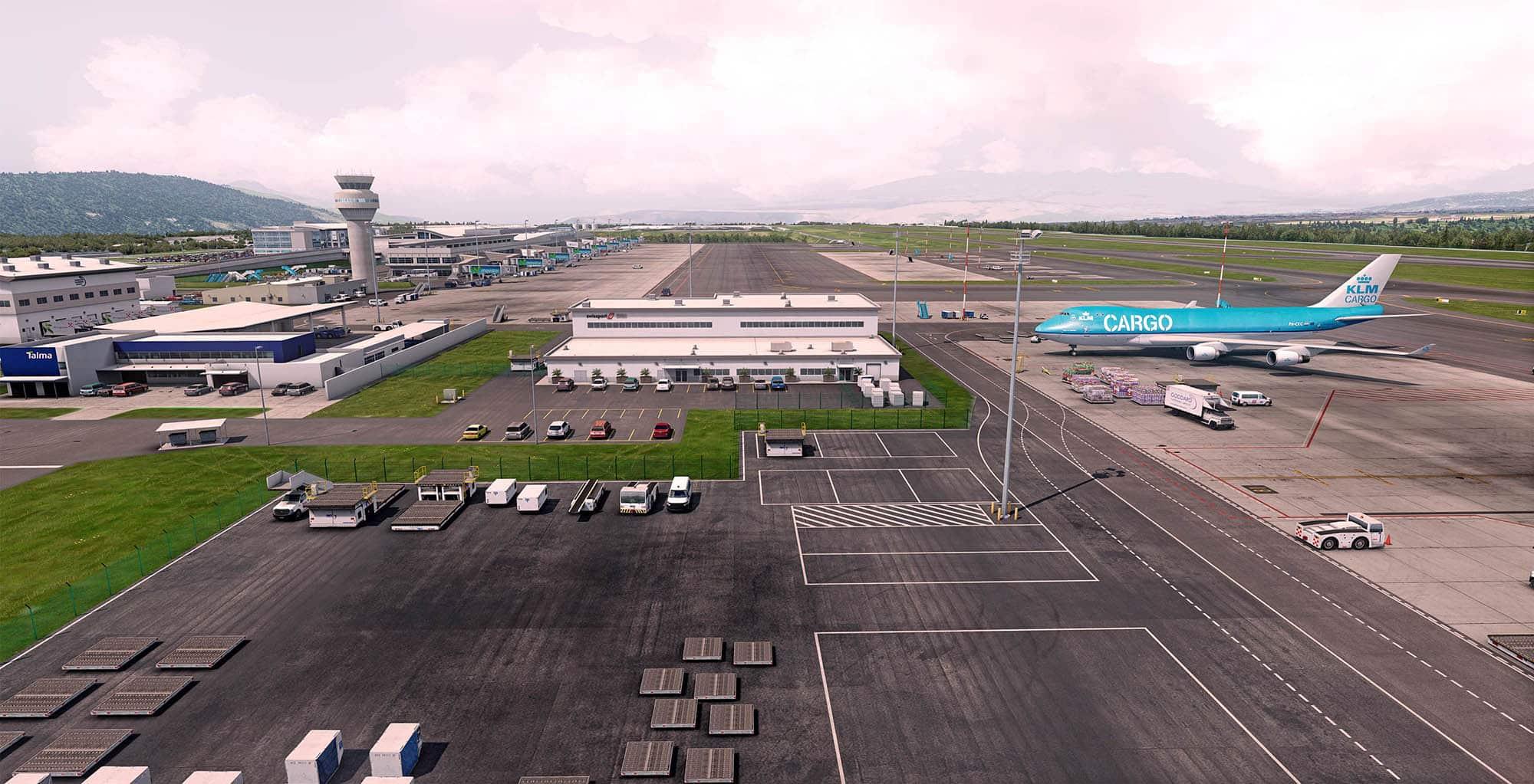 FlightBeam Studios – SEQM Quito Intl P3Dv4