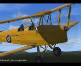 Ant's Airplanes – Tiger Moths Pro P3D Review