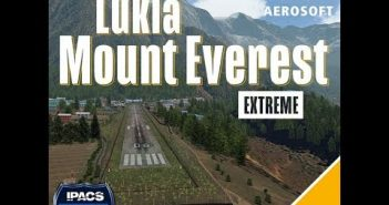Aerosoft – Lukla Mount Everest Extreme P3D4 Review