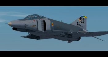 Review : MilViz – Advanced Series F-4E Phantom II FSX P3D