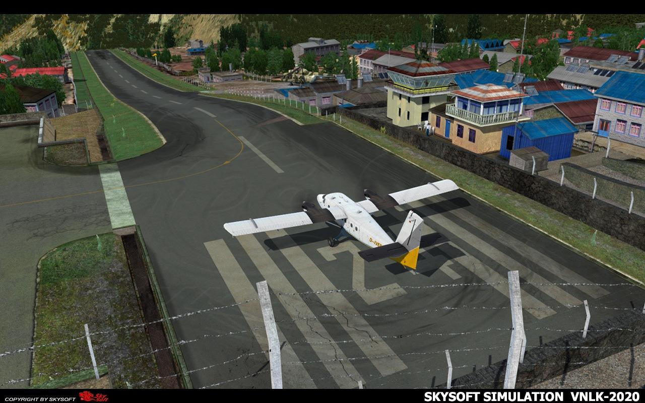 SkySoft Simulation – Lukla VNLK 2020