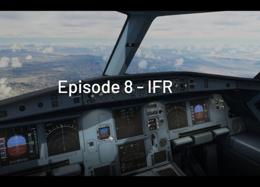Microsoft Flight Simulator – Feature Discovery Episode 08 IFR