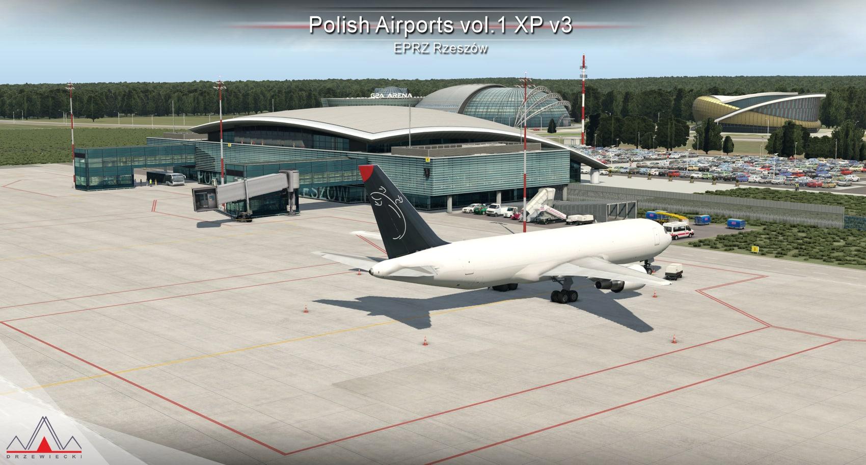 Drzewiecki Design – Polish Airports Vol.1 XP (V3) XP11