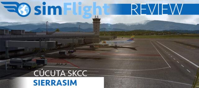 simFlight_R_Sierrasim_SKCC-640x284 REVIEW : Sierrasim Cucuta Camilo Daza International Airport P3D