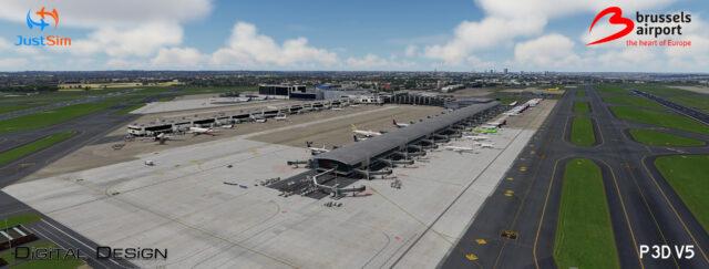 JustSim-Brussels-Airport-V2.1-P3D5-01-640x243 JustSim - Brussels Airport V2.1 P3D5