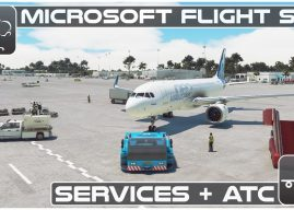 Microsoft Flight Simulator –  Ground Services & ATC