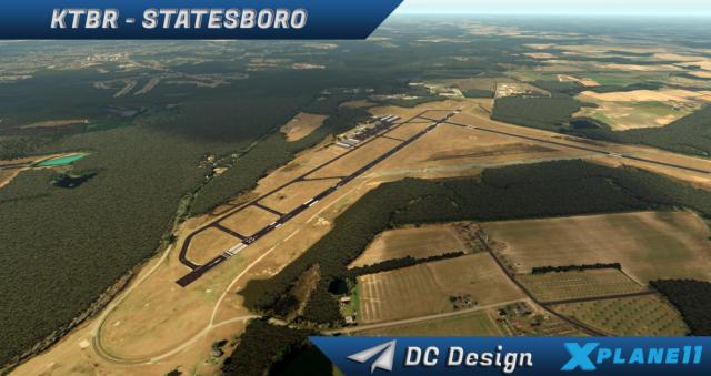 DC-Scenery-Design-KTBR-Statesboro-X-Plane-11-01-640x339 DC Scenery Design - KTBR Statesboro X-Plane 11