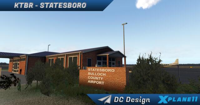 DC-Scenery-Design-KTBR-Statesboro-X-Plane-11-02-640x339 DC Scenery Design - KTBR Statesboro X-Plane 11