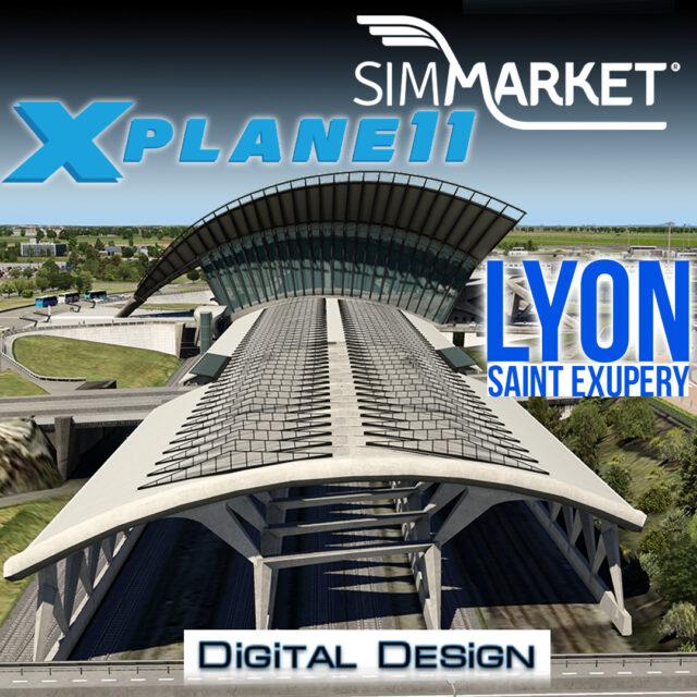 DigitalDesign_LyonXP11-01_1080x1080-640x640 Digital Aviation - Lyon St-Exupery LFLL X-Plane 11