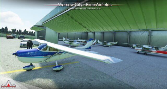 FREE-Drzewiecki-Design-Warsaw-Airfields-MSFS-02-640x342 FREE : Drzewiecki Design - Warsaw Airfields MSFS