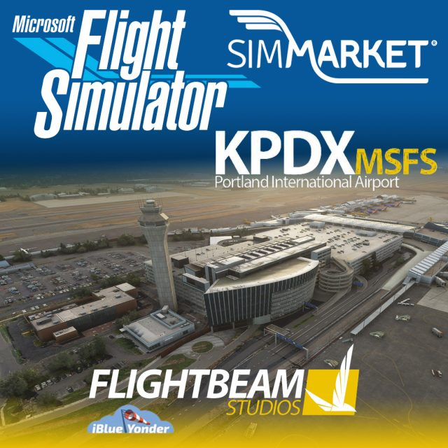 FlightBeam_MSFS_KPDX01_1080x1080-640x640 FlightBeam - KPDX Portland Intl MSFS at simMarket