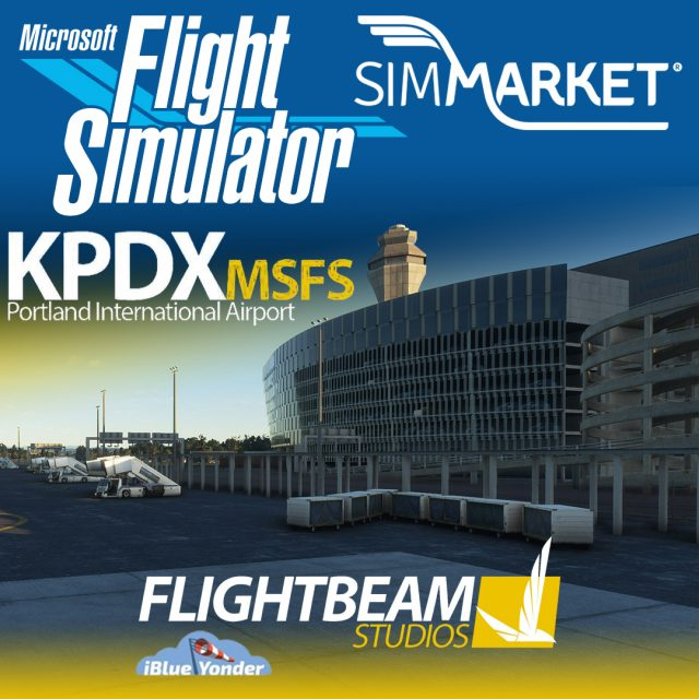 FlightBeam_MSFS_KPDX02_1080x1080-640x640 FlightBeam - KPDX Portland Intl MSFS at simMarket