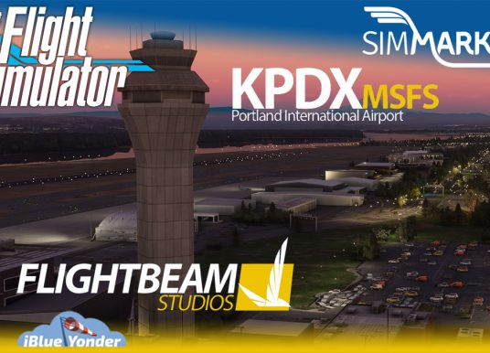 FlightBeam – KPDX Portland Intl MSFS at simMarket