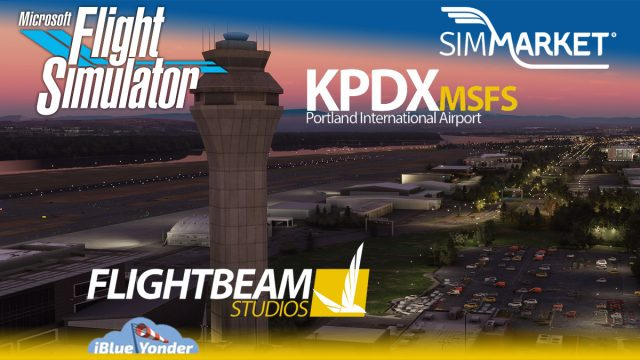 FlightBeam_MSFS_KPDX03_1200x675-640x360 FlightBeam - KPDX Portland Intl MSFS at simMarket