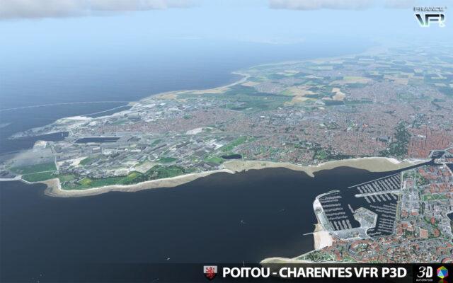 France-VFR-Poitou-Charentes-VFR-3DA-P3D-FSX-03-640x400 France VFR Poitou-Charentes VFR 3DA for P3Dv5/P3Dv4 or FSX