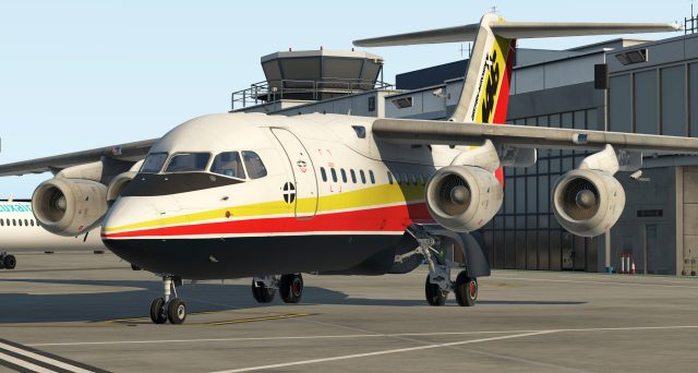 Just-Flight-BAe-146-Professional-X-Plane-Preview-01-640x342 Just Flight - BAe 146 Professional X-Plane Preview