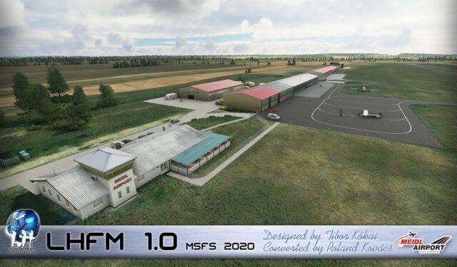 LHSimulations-Meidl-Airport-LHFM-01-640x375 Freeware : LHSimulations - Meidl Airport (LHFM) MSFS and XP11