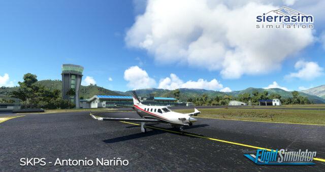 Sierrasim-SKPS-Antonio-Narino-Airport-Pasto-MSFS-01-640x339 Sierrasim – SKPS Antonio Nariño Airport Pasto MSFS