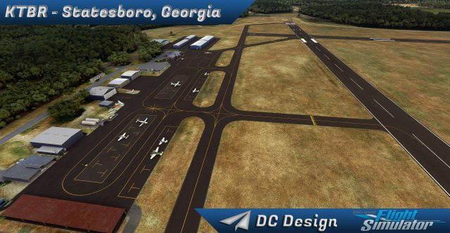 DC-SCENERY-DESIGN-KTBR-STATESBORO-BULLOCH-COUNTY-AIRPORT-MSFS-640x332 simMarket New Products for MSFS and P3D FSX