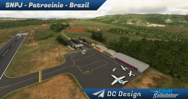 DC-SCENERY-DESIGN-SNPJ-PATROCINIO-AIRPORT-BRAZIL-MSFS-640x339 simMarket New Products for MSFS and P3D FSX