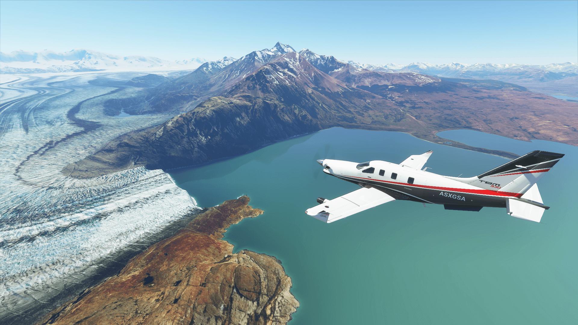 Microsoft Flight Simulator - Update #5 Released