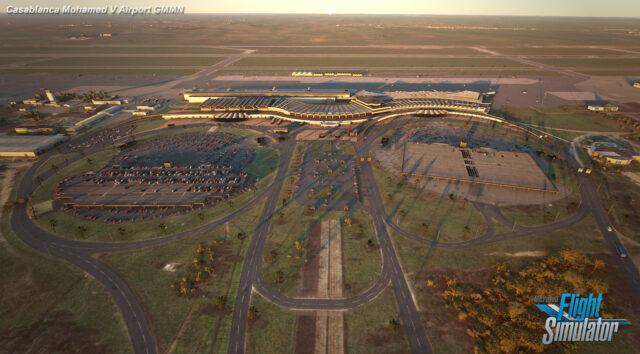 Prealsoft-Casablanca-02-640x354 Prealsoft – Casablanca Airport GMMN or Landmarks for MSFS