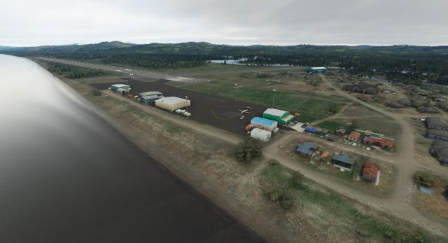 REALWORLDSCENERY-UNALAKLEET-ALASKA-PAUN-MSFS-640x347 simMarket New Products for MSFS and P3D FSX
