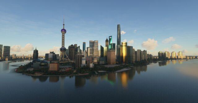 SAMSCENE-SHANGHAI-CITY-TIMES-FOR-MSFS-01-640x334 SamScene - Shanghai City Times MSFS