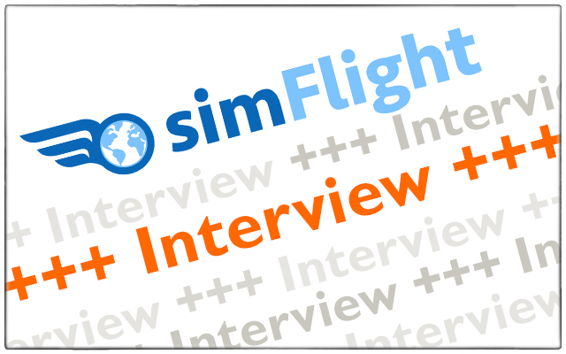 simFlight-Interview_Orange Interview with Captain Joe