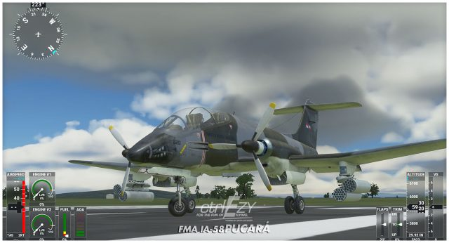 Aeroplane-Heaven-Pucara-Aircraft-MSFS-Preview-01-640x346 Aeroplane Heaven – Pucara Aircraft MSFS Preview