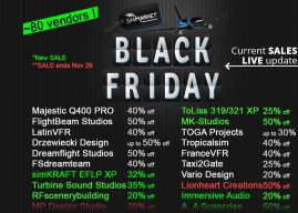simMarket Black Friday : SALES Update with News