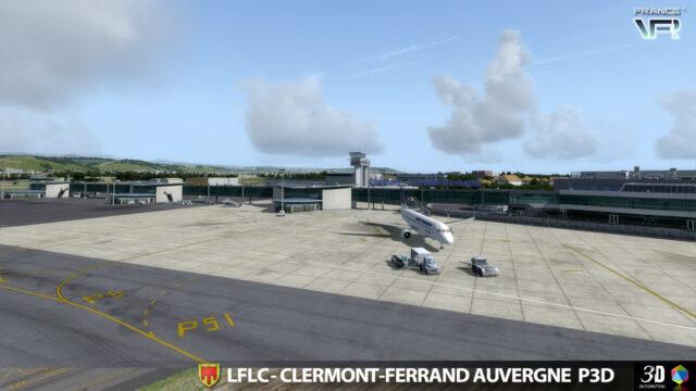 FRANCE-VFR-CLERMONT-FERRAND-LFLC-P3D-02-640x360 France VFR - Clermont-Ferrand LFLC X-Plane 11 or P3D v5/v4