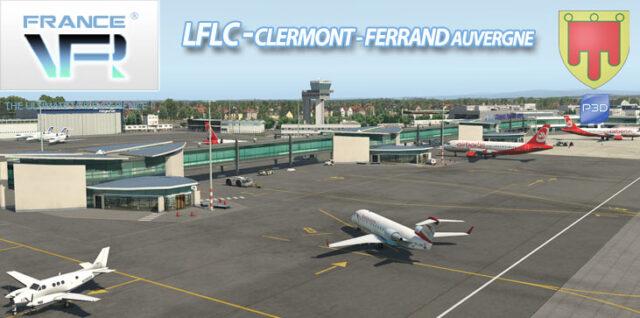 FRANCE-VFR-CLERMONT-FERRAND-LFLC-X-PLANE-11-00-640x318 France VFR - Clermont-Ferrand LFLC X-Plane 11 or P3D v5/v4