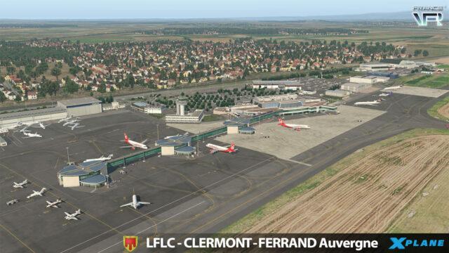 FRANCE-VFR-CLERMONT-FERRAND-LFLC-X-PLANE-11-01-640x360 France VFR - Clermont-Ferrand LFLC X-Plane 11 or P3D v5/v4