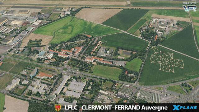 FRANCE-VFR-CLERMONT-FERRAND-LFLC-X-PLANE-11-03-640x360 France VFR - Clermont-Ferrand LFLC X-Plane 11 or P3D v5/v4