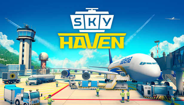SKyHaven Sky Haven - Early Access for the Airport Tycoon game