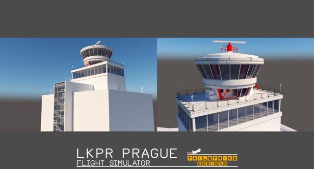 Tailstrike-Designs-LKPR-Prague-Project-01-640x346 Tailstrike Designs - LKPR Prague Project for MSFS