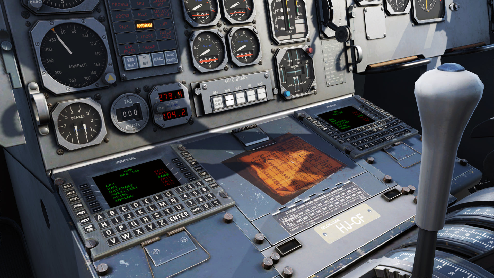 Just Flight – A300B4-200 P3D Preview Update