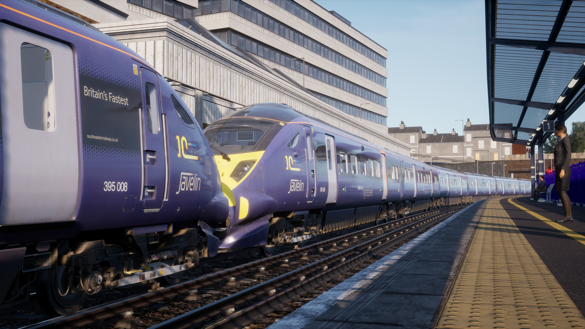 Train Sim World 2 – Southeastern High Speed London Faversham Route Add-on