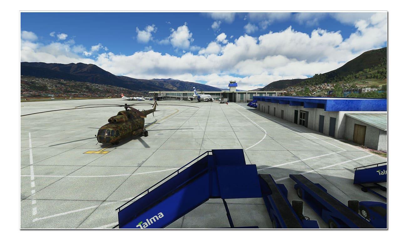FSDG – Cusco MSFS
