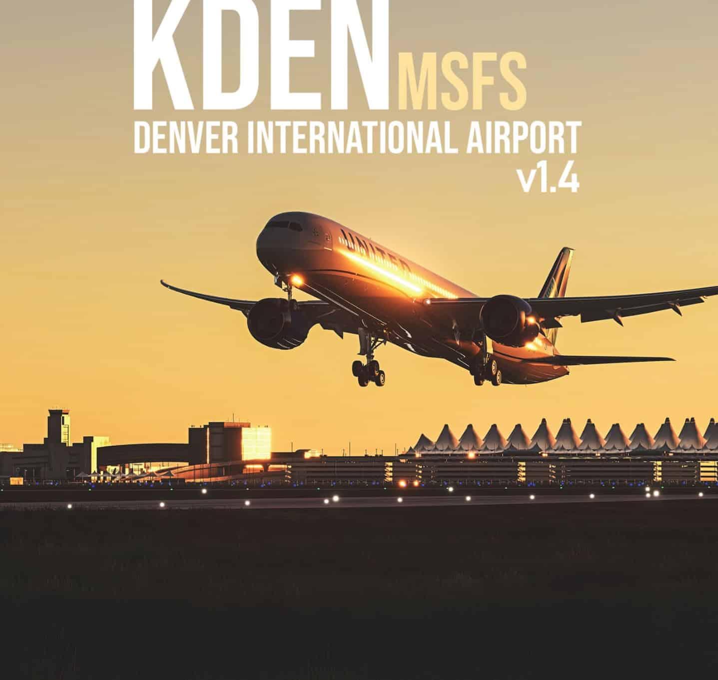 Flightbeam Studios – KDEN Denver Update v1.4