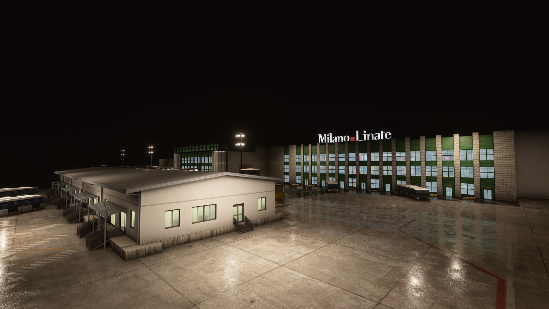Jetstream Designs – Milano Linate LIML for MSFS Preview
