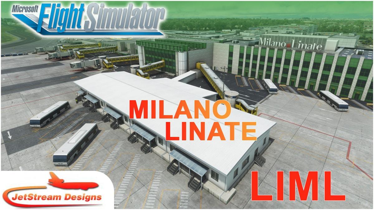 Jetstream Designs – Milano Linate LIML MSFS