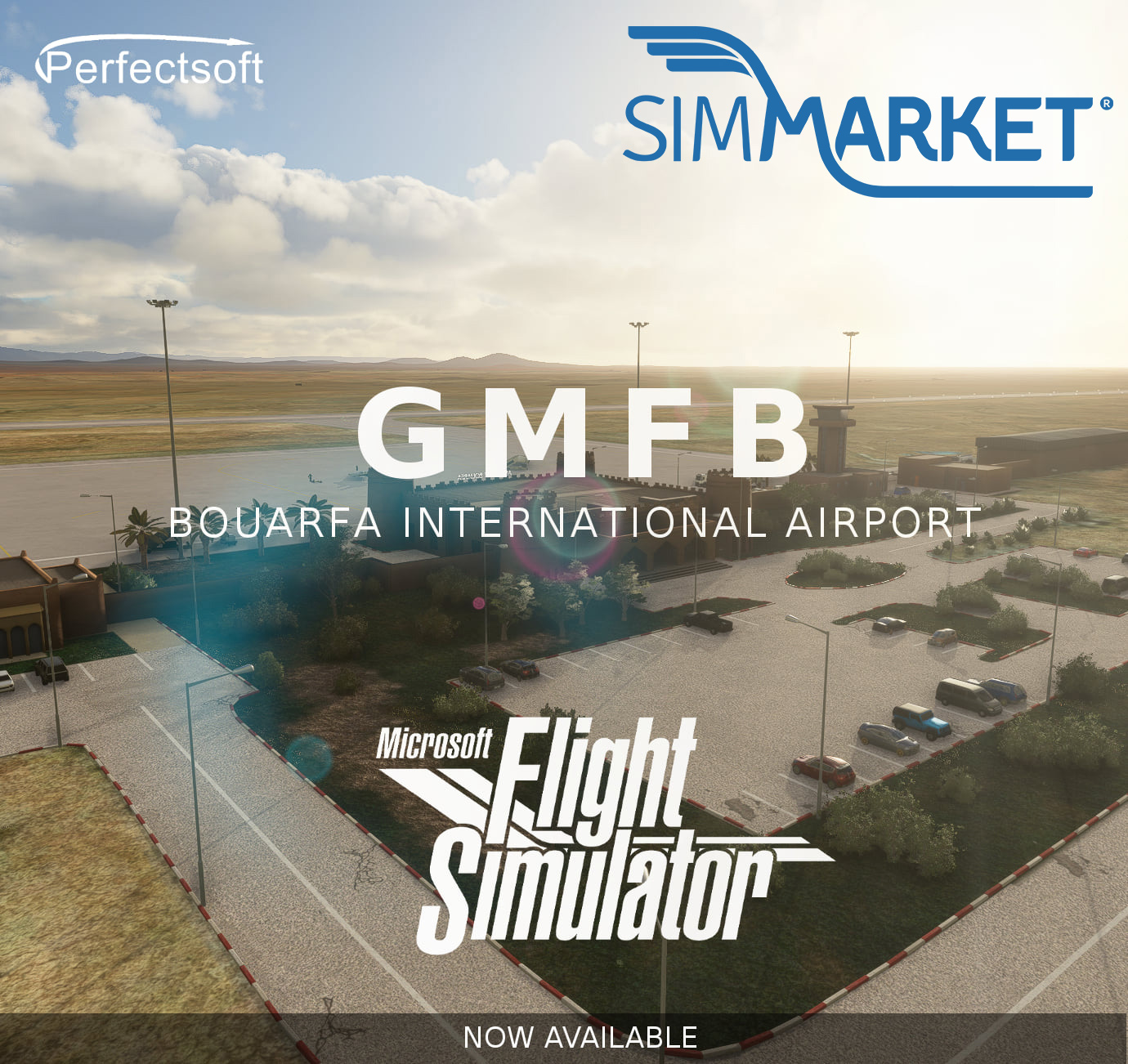 PerfectSoft Studio – GMFB Bouarfa Morocco MSFS
