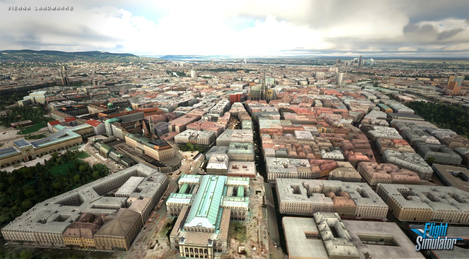 Prealsoft – Vienna Landmarks MSFS