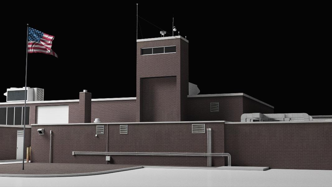 Skyline Simulations – New Renders of KCVG Cincinatti for MSFS