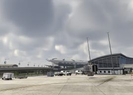 Taxi2Gate – KIND Indianapolis P3D5