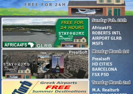 StayAtHome simMarket : 1 visit = 1 FREE product every day